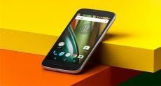 Смартфоны Moto E4 и Moto E4 Plus сертифицированы в FCC