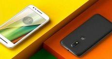 Moto E4 с чипом МТ6737 и Android 7.0 замечен в бенчмарке