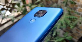 Анонс Moto E7: выносливая бюджетка с «чистым» Android и светосильным объективом