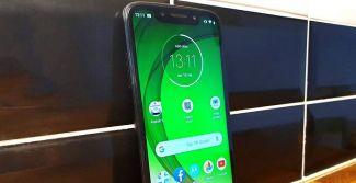 Motorola обновила свой бюджетник до Android 10