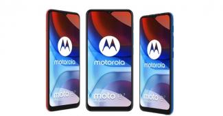 Качественные рендеры бюджетной Motorola E7 Power