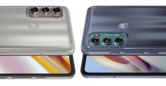 Представили Moto G60 и Moto G40 Fusion с емкими аккумуляторами и 120-Гц дисплеями
