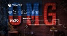Дата анонса Motorola One Hyper с выдвижной фронталкой