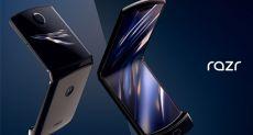 Анонс Motorola RAZR: легенда возвращается с гибким дисплеем