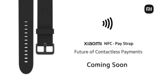 Xiaomi сделала из ремешка для носимых устройств инструмент для бесконтактных платежей