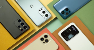 Рынок смартфонов просел на фоне нехватки комплектующих