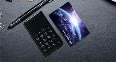 Японцы создали миниатюрный Android-смартфон NichePhone-S размером в кредитную карту