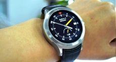 No.1 D5: умные часы с поддержкой 3G, Wi-Fi и Android 4.4
