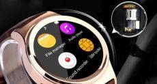No.1 S3: краткий видеообзор о том, какие они умные часы с SIM картой