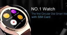 No.1 Watch: первые смарт-часы со слотом для SIM-карты