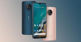 Представлен Nokia G50 с емкой батарейкой и высоким прайсом