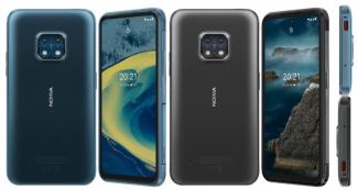 Представлены Nokia XR20 и Nokia C30: для долгого времени работы