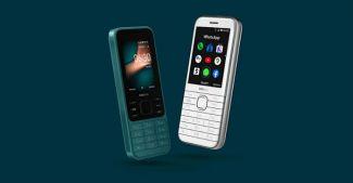 Nokia 6300 и Nokia 8000 представлены: для тех, кто привержен кнопочным телефонам
