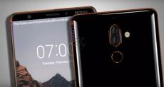 Рендеры подтверждают дизайн Nokia 7 Plus