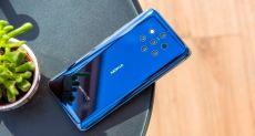 Nokia 9.1 PureView: подробности о характеристиках и времени выхода