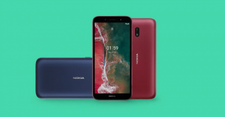 Представлена простая бюджетка Nokia C1 Plus с Android Go Edition