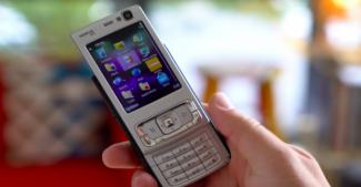 Современный Nokia N95 мог быть вот таким
