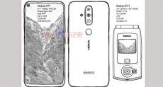 Характеристики Nokia X71: модный тип экрана и тройная камера