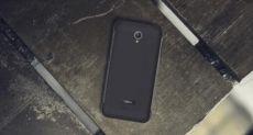 Nomu S20 - бюджетный защищенный (IP68) смартфон с 3 ГБ ОЗУ