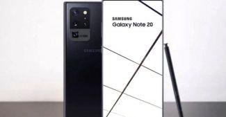 В каких цветах можно будет купить новые смартфоны Samsung?