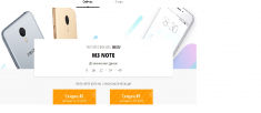 Meizu M3 Note по цене $154,99 в интернет-магазине AliExpress