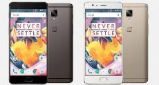 OnePlus 3T теперь и в синем цвете?