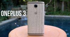 OnePlus 3 вновь в дефиците