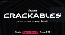 Шанс выиграть $30 000 от OnePlus в игре Crackables
