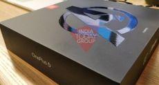 Показали коробку OnePlus 6 Avengers Edition