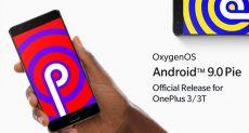 Для OnePlus 3 и OnePlus 3T вышла финальная версия Android 9 Pie