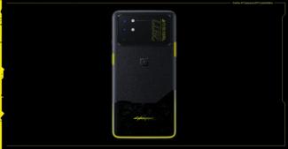 Представлен брутальный OnePlus 8T CyberPunk 2077 Edition