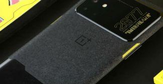 OnePlus 8T Cyberpunk 2077 Limited Edition доступен и на глобальном рынке
