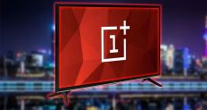 Названо время выхода OnePlus TV