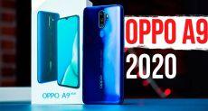 Видеообзор Oppo A9 (2020): рабочий и не дешевый вариант