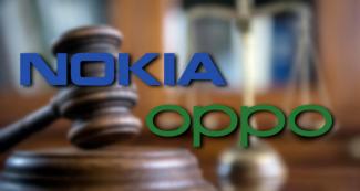 Nokia решила судиться с Oppo