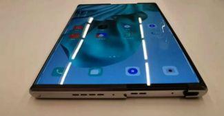 OPPO представила концепт первого в мире смартфона Oppo X 2021 со сворачивающимся дисплеем