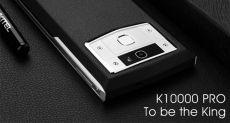 Oukitel K10000 Pro с аккумулятором на 10000 мАч появится в продаже в июне