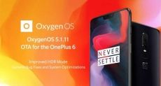 OxygenOS 5.1.11 поможет решить проблему с мерцанием дисплея OnePlus 6
