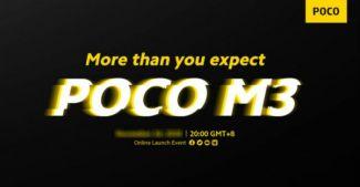 Poco M3 — очередная новинка суббренда Xiaomi. Вот что известно
