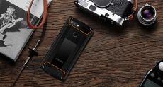 Защищенный Poptel P60 с беспроводной зарядкой и NFC появился в предзаказе