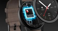 Qualcomm готовит к анонсу платформу Snapdragon Wear 3300 для носимой электроники