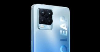 Показали одну из черт Realme 8 Pro