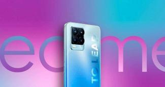 Характеристики Realme 8 Pro с просторов официального магазина компании