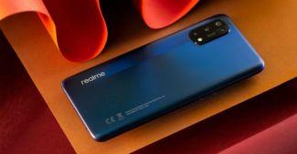 Realme заморочилась с оформлением основной камеры