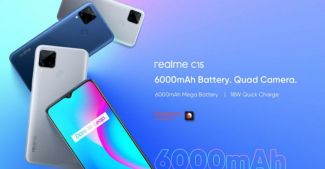 Представлен Realme C15 Qualcomm Edition с Snapdragon 460