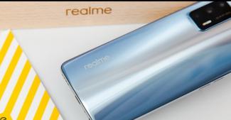 Realme GT выходит на рынок Европы и ценник выше, чем ожидалось