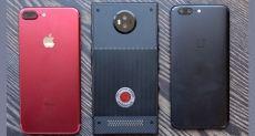 Red Hydrogen с голографическим дисплеем появится в продаже уже этим летом