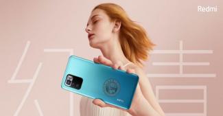 Зацените дизайн Redmi Note 10 Ultra 5G