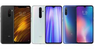 Владельцы Poco F1, Xiaomi Mi 9 и Redmi Note 8 Pro жалуются на быструю разрядку из-за MIUI 12