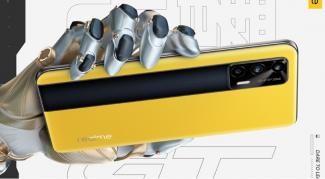 Realme GT официально показан в своей специальной версии. Что за материал корпуса?